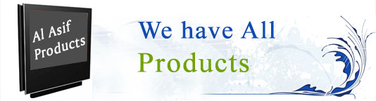Al Asif Products